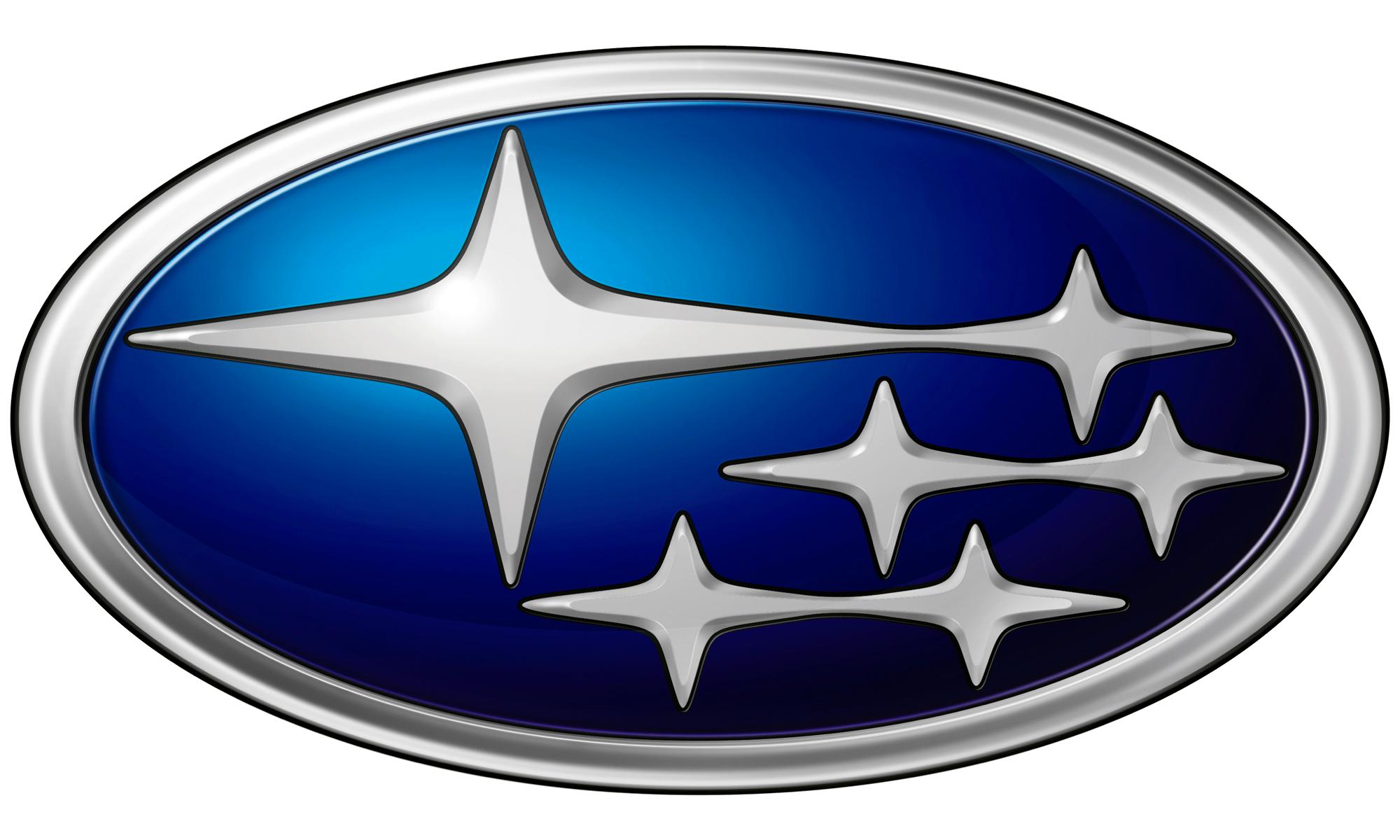 Subaru Logo PNG Image