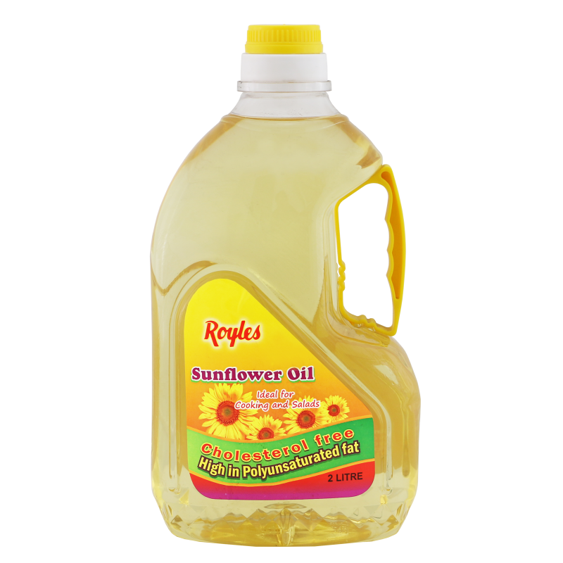 Sunflower Oil Royles PNG Image