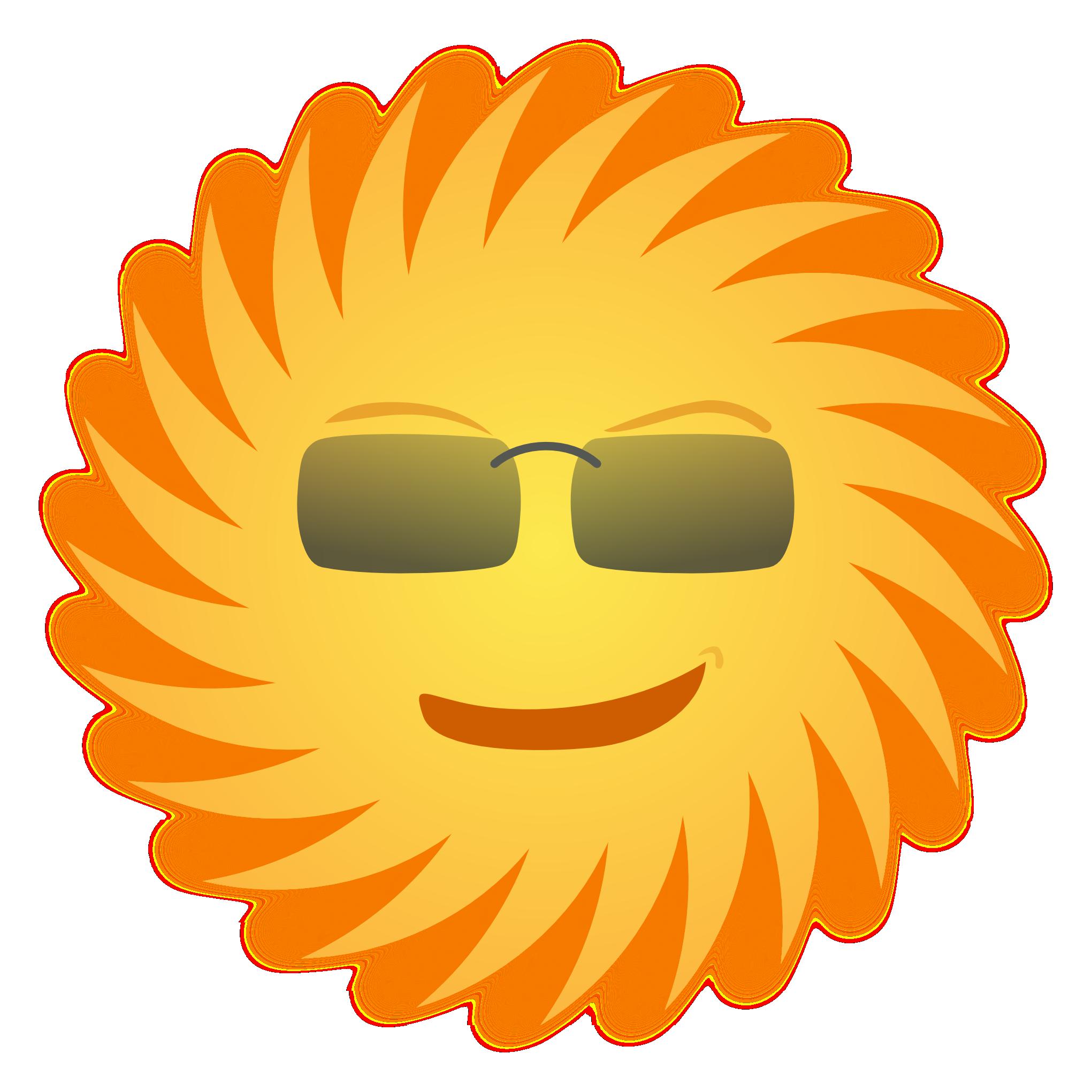 Sun PNG Image