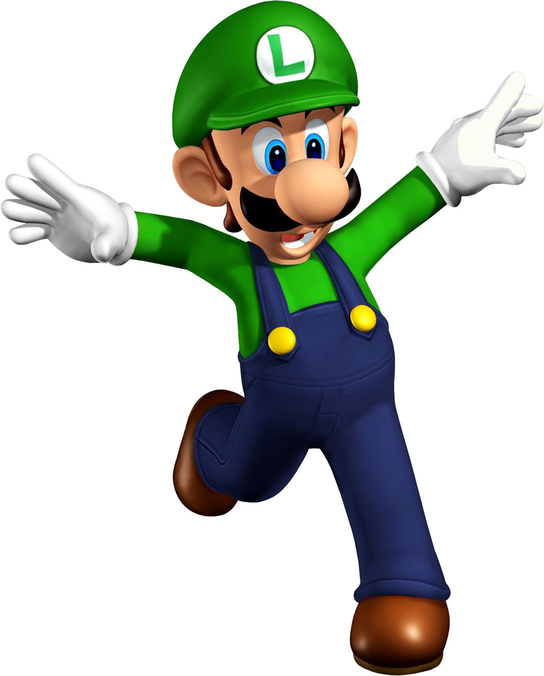 Super Mario  Luigi PNG Image