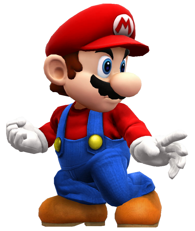 Super Mario PNG Image