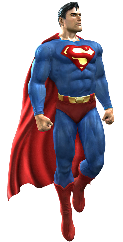 Superman Dc Universe PNG Image