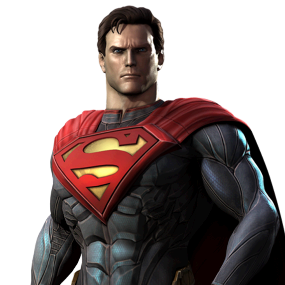 Superman Injustice PNG Image