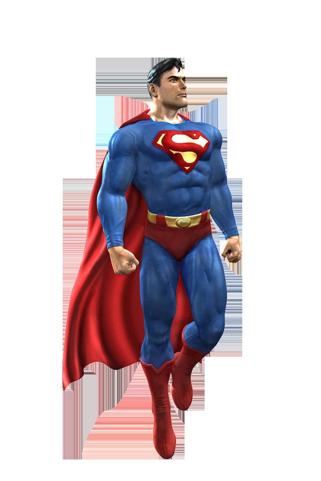 Superman Injustice PNG Image