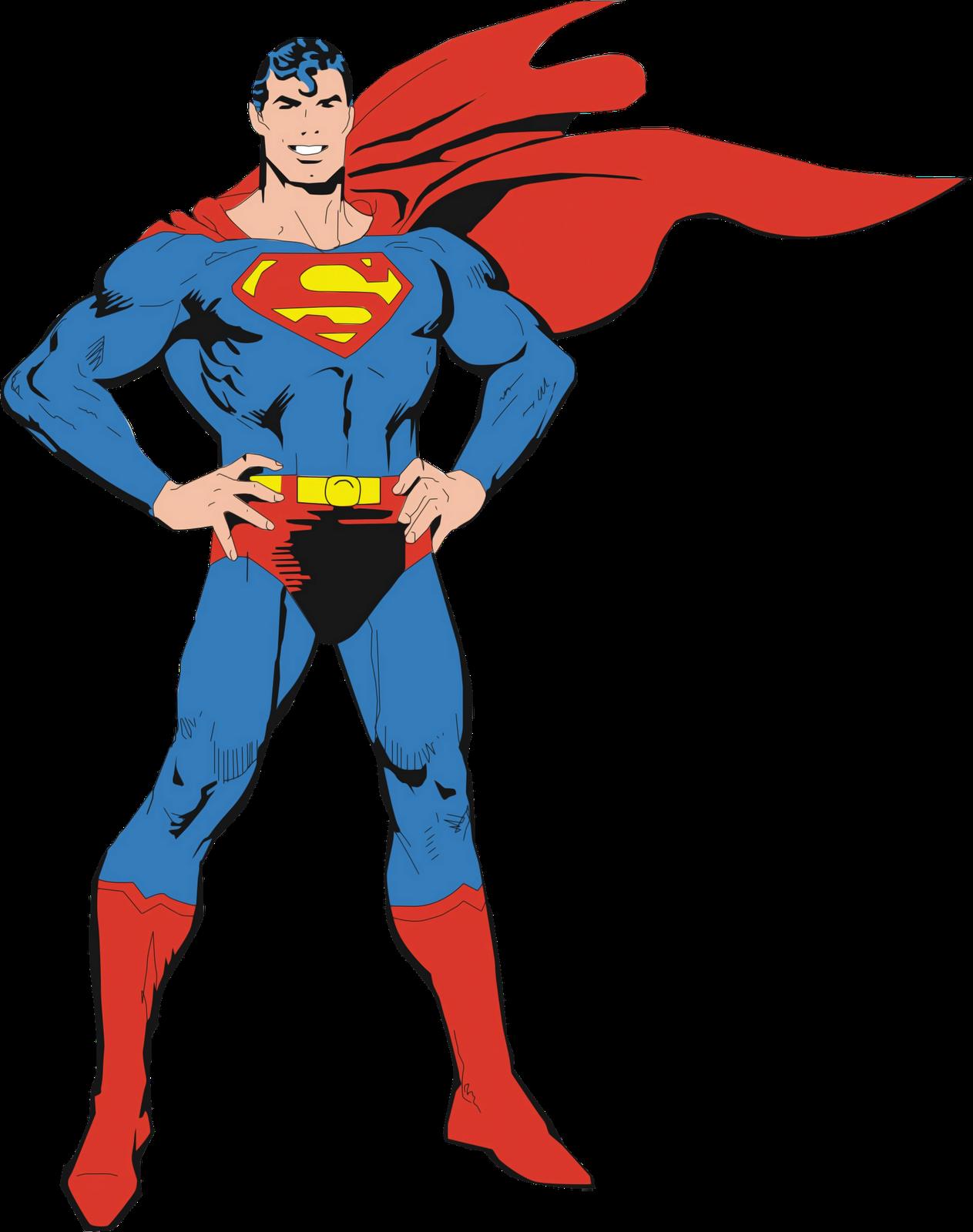 Superman PNG Image