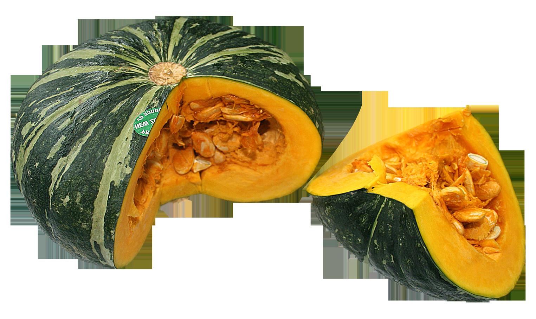 Sweet Pumpkin Slice PNG Image