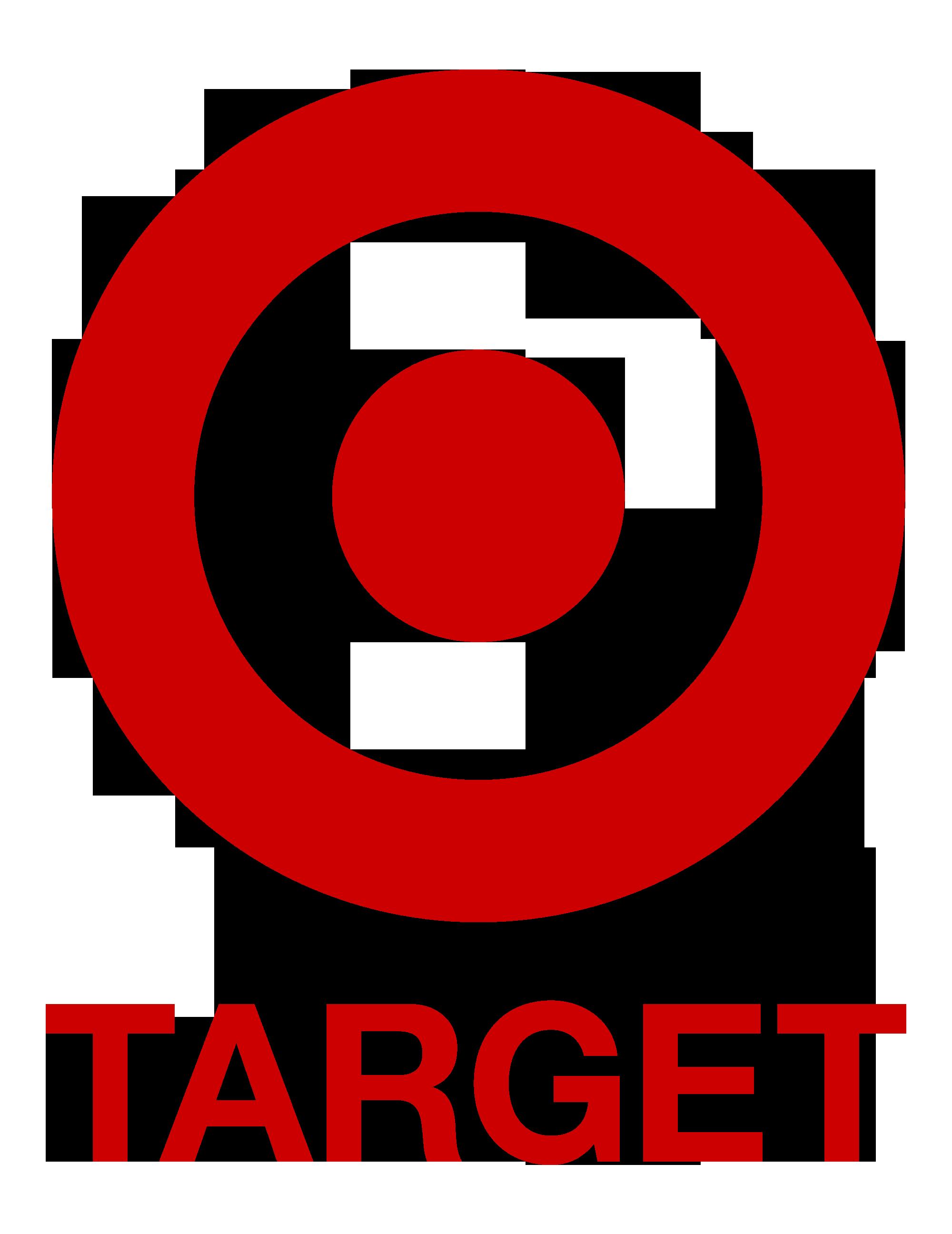 Target logo transparent