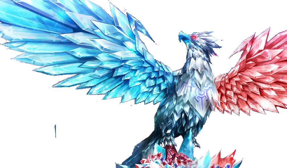 Team Spirit Anivia Skin PNG Image
