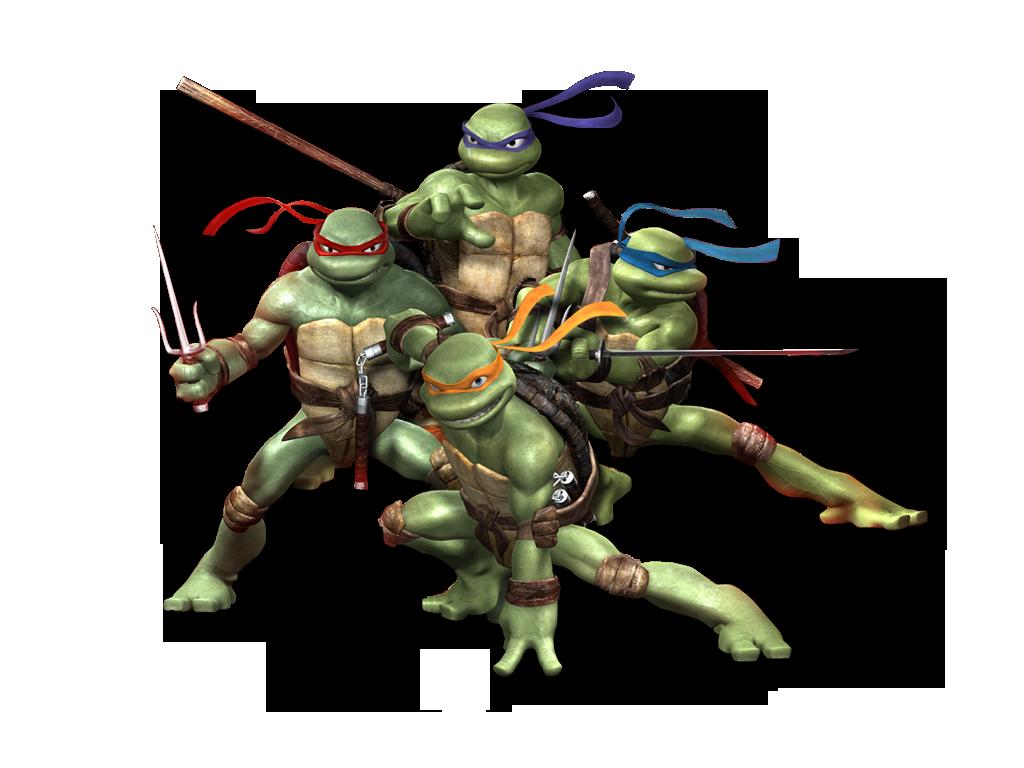 Teenage Mutant Ninja Turtle's