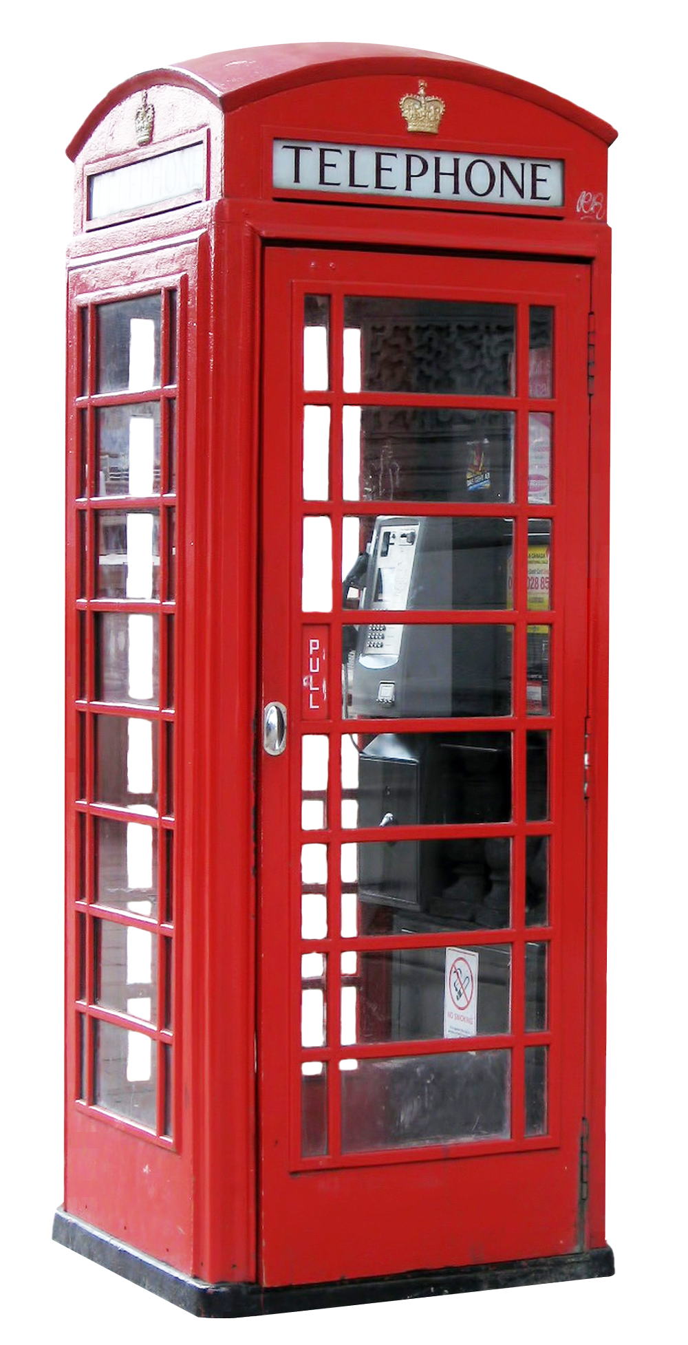 Telephone Booth PNG Image