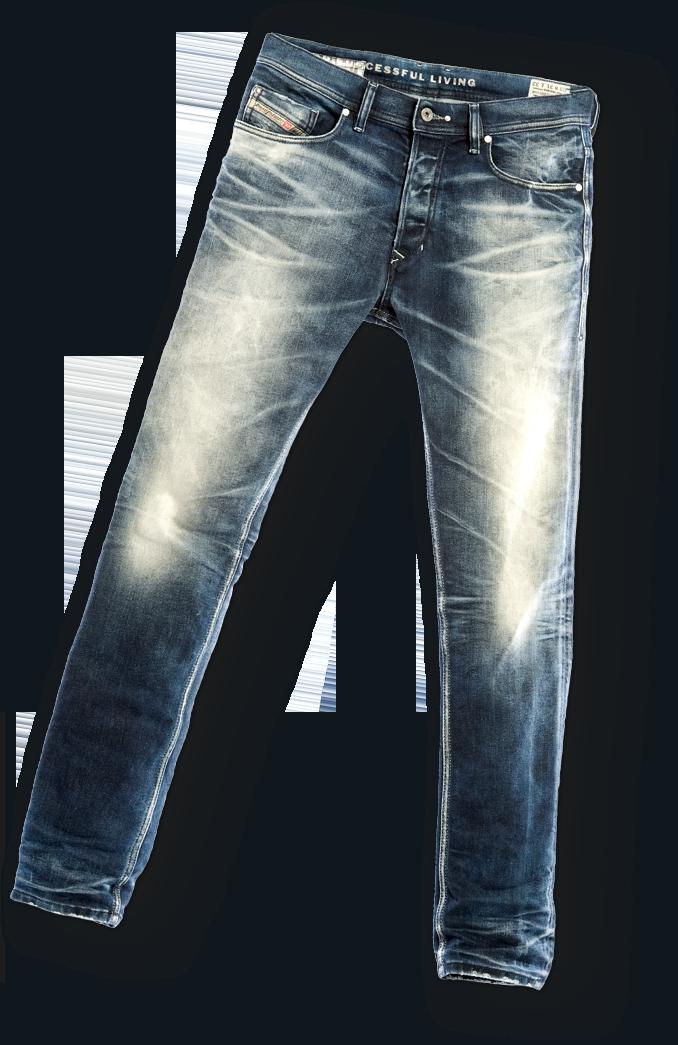Tepphar Denim Jeans PNG Image