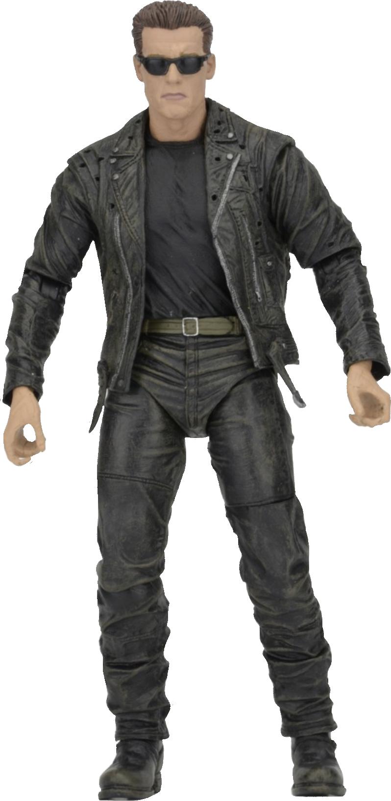 TerminatorArnold Schwarzenegger PNG Image