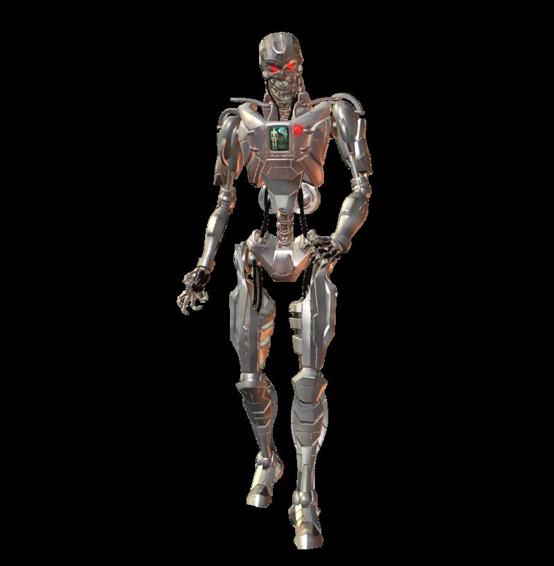 Terminator PNG Image
