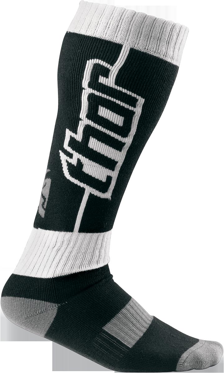 Thor Letter Socks