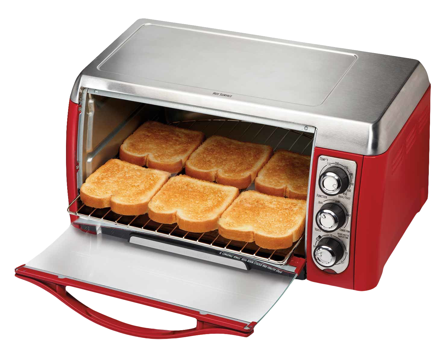 Toaster Microwave Oven