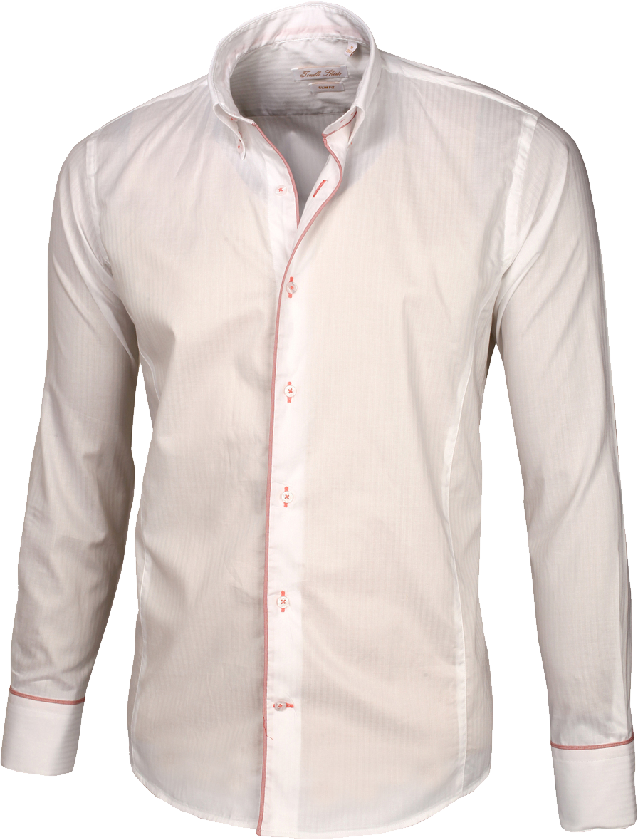 Tom Tailor White Shirt PNG Image