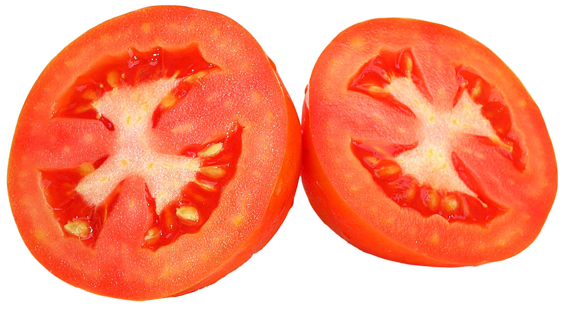 Tomato Slices PNG Image