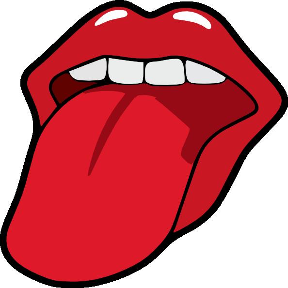 Tongue PNG Image