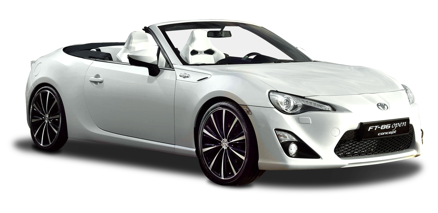 Toyota FT 86 Open Concept Car