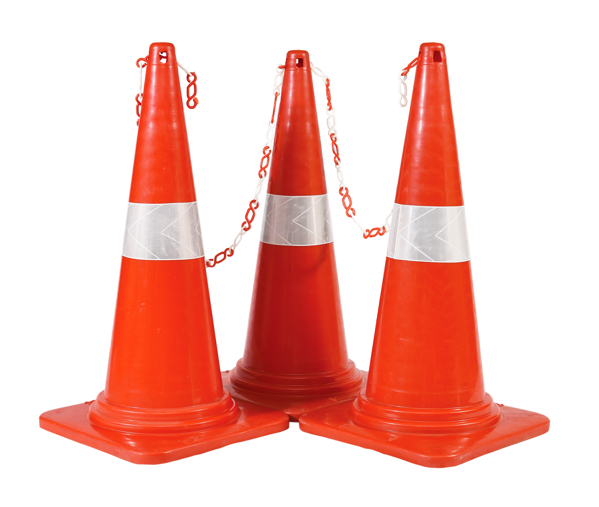 Traffic Cone PNG Image