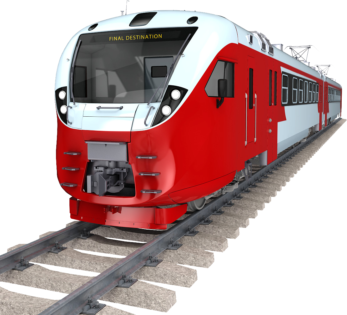 Train PNG Image