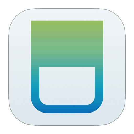 Trash Managed Icon iOS 7