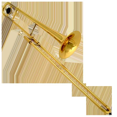 Trombone PNG Image