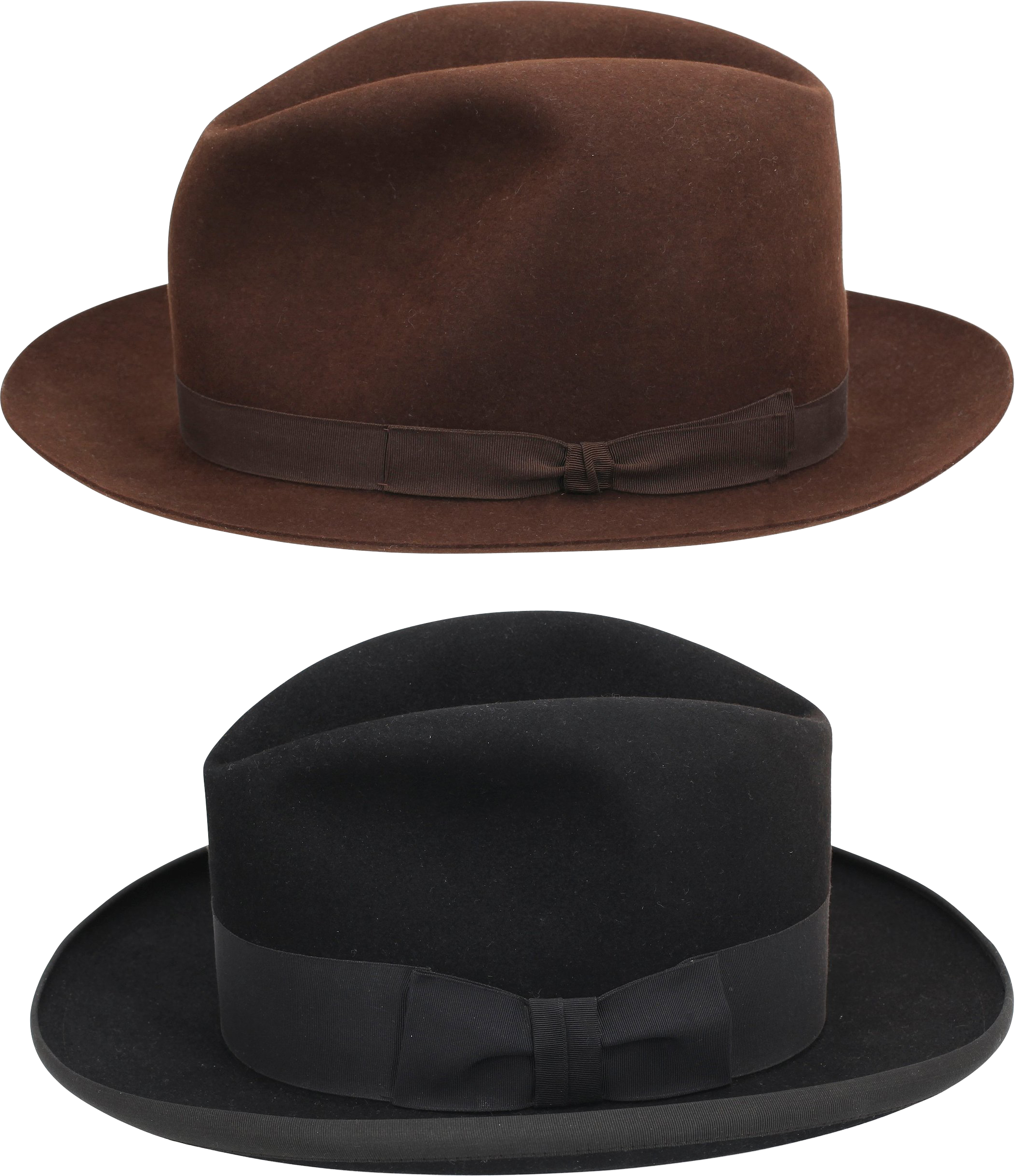Two Chocolate  Black Hat