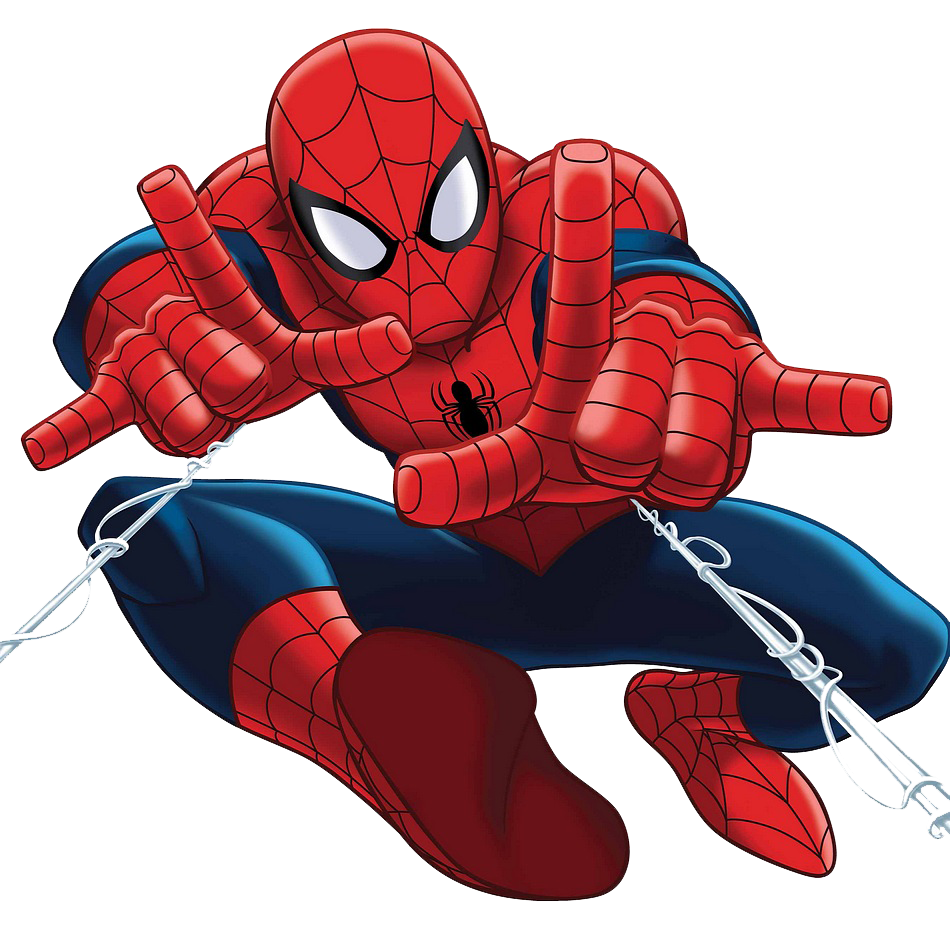 Ultimate spiderman png image purepng free transparent - Free spiderman cartoons ...