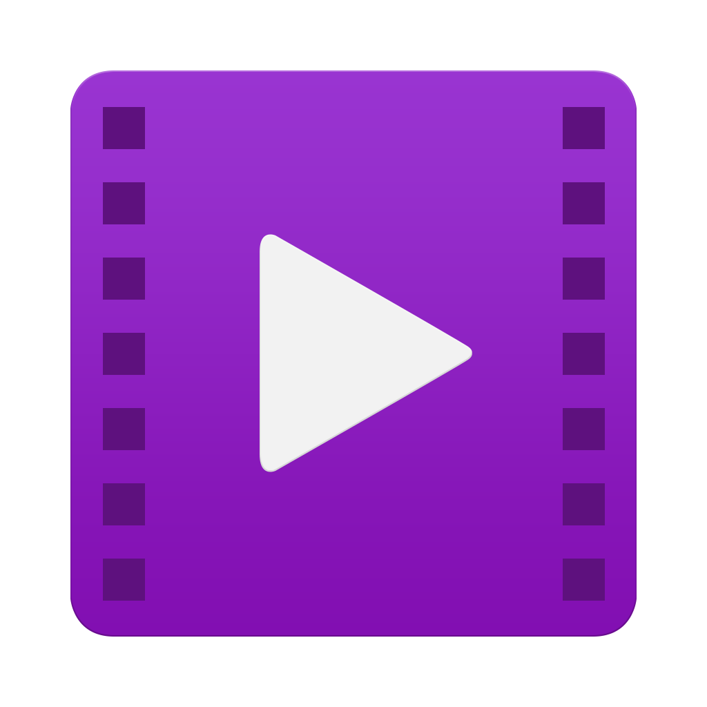 Video Icon Galaxy S6 PNG Image