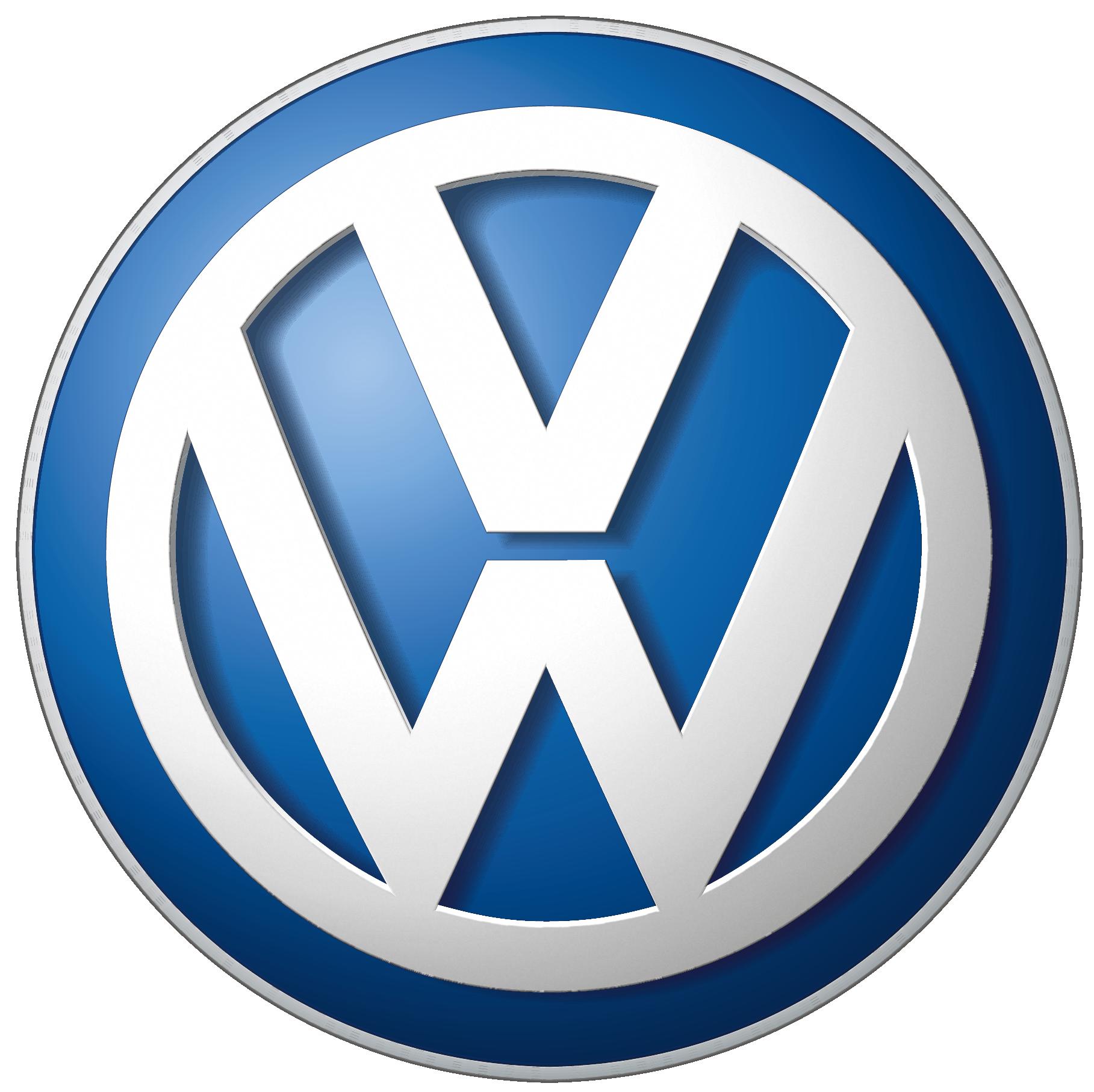 Volkswagen Car Logo PNG Image