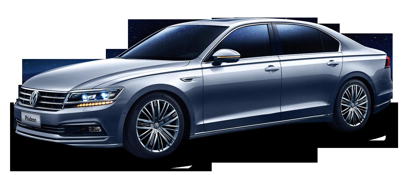 Volkswagen Phideon Grey Car