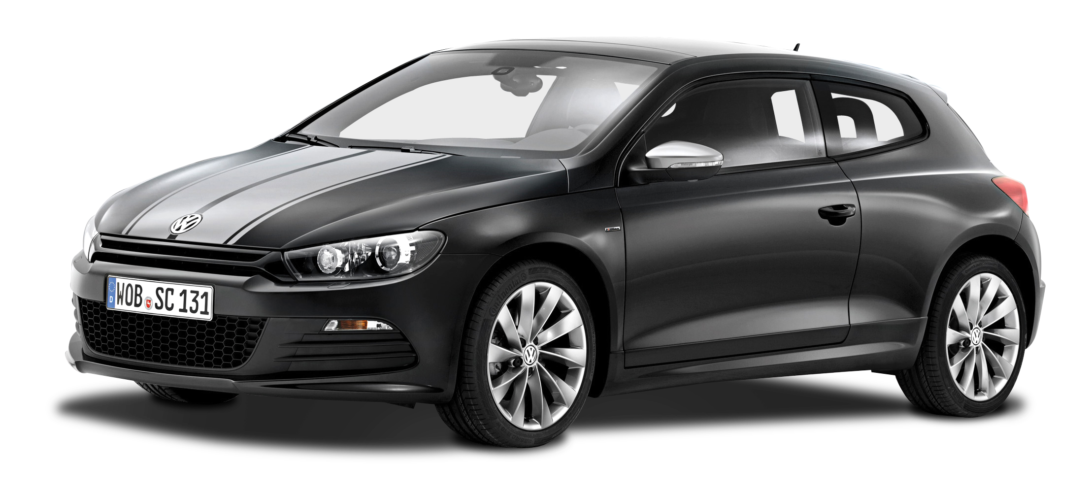 Volkswagen Scirocco Million Edition Car