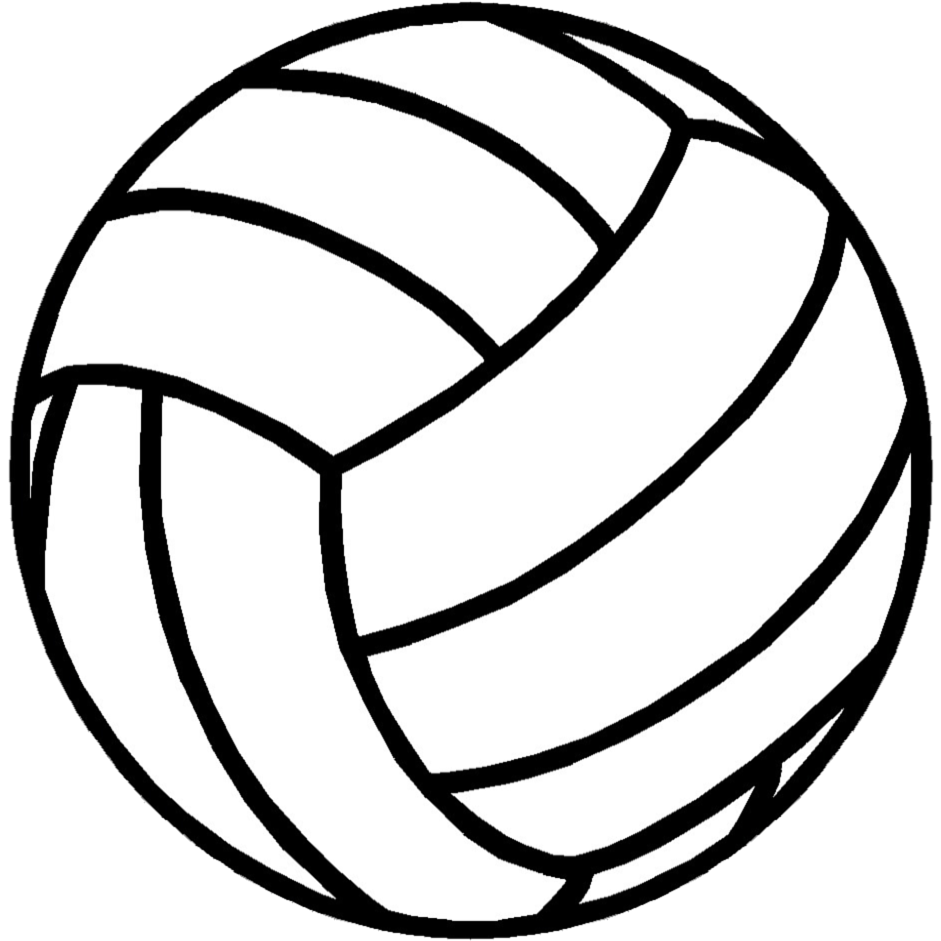 Image result for volleyball with transparent background