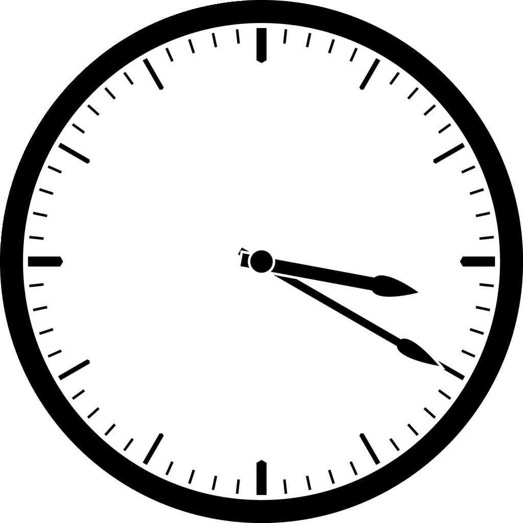 Wall Clock PNG Image