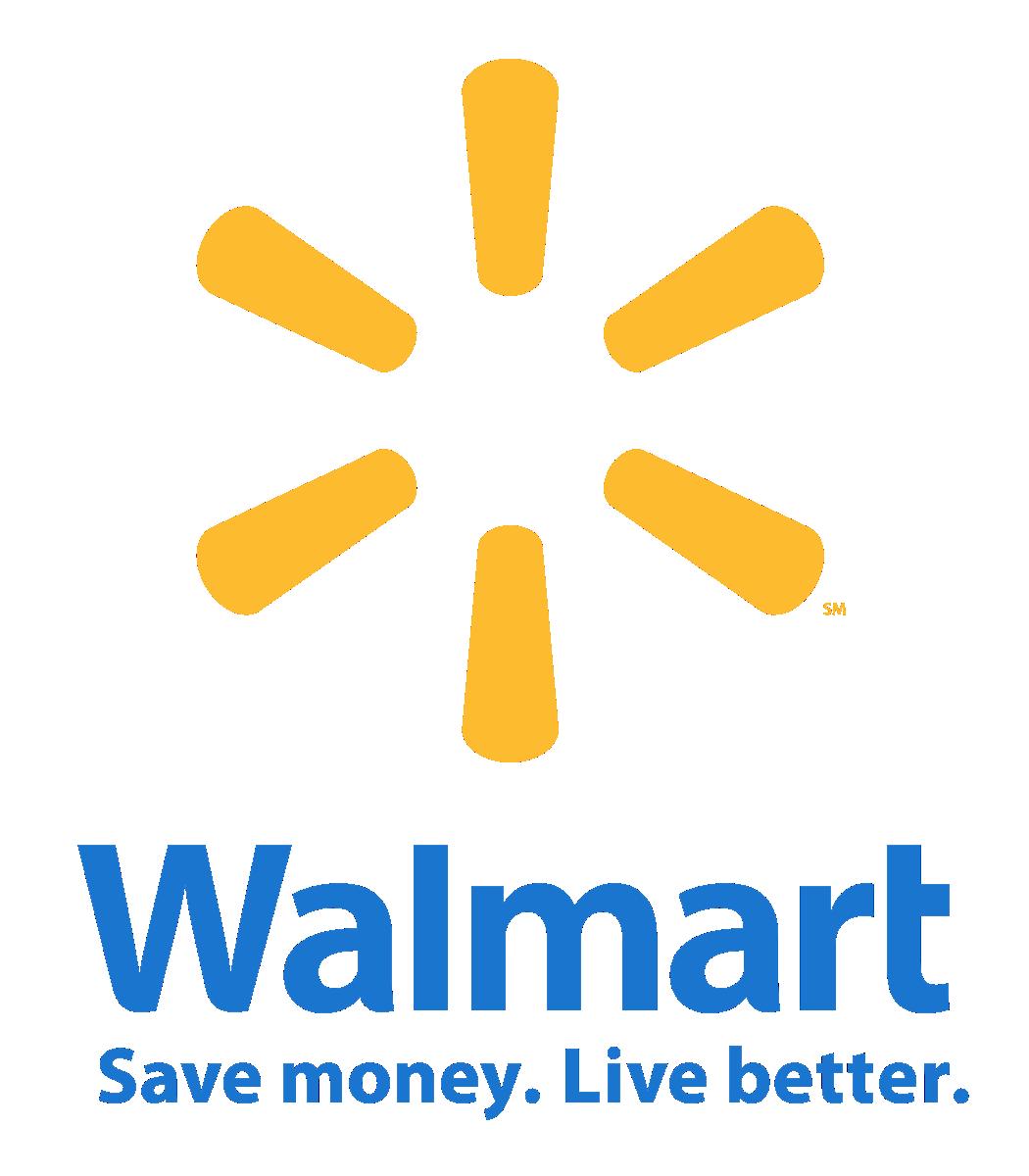 Walmart Vertical Logo