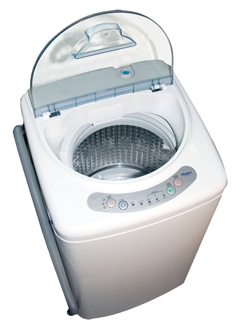 Washing Machine Top View