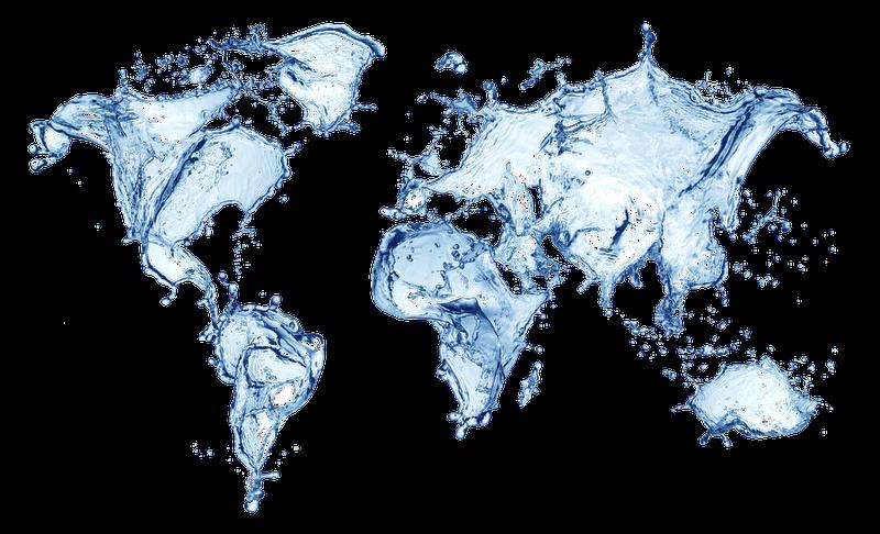 Water Smash PNG Image