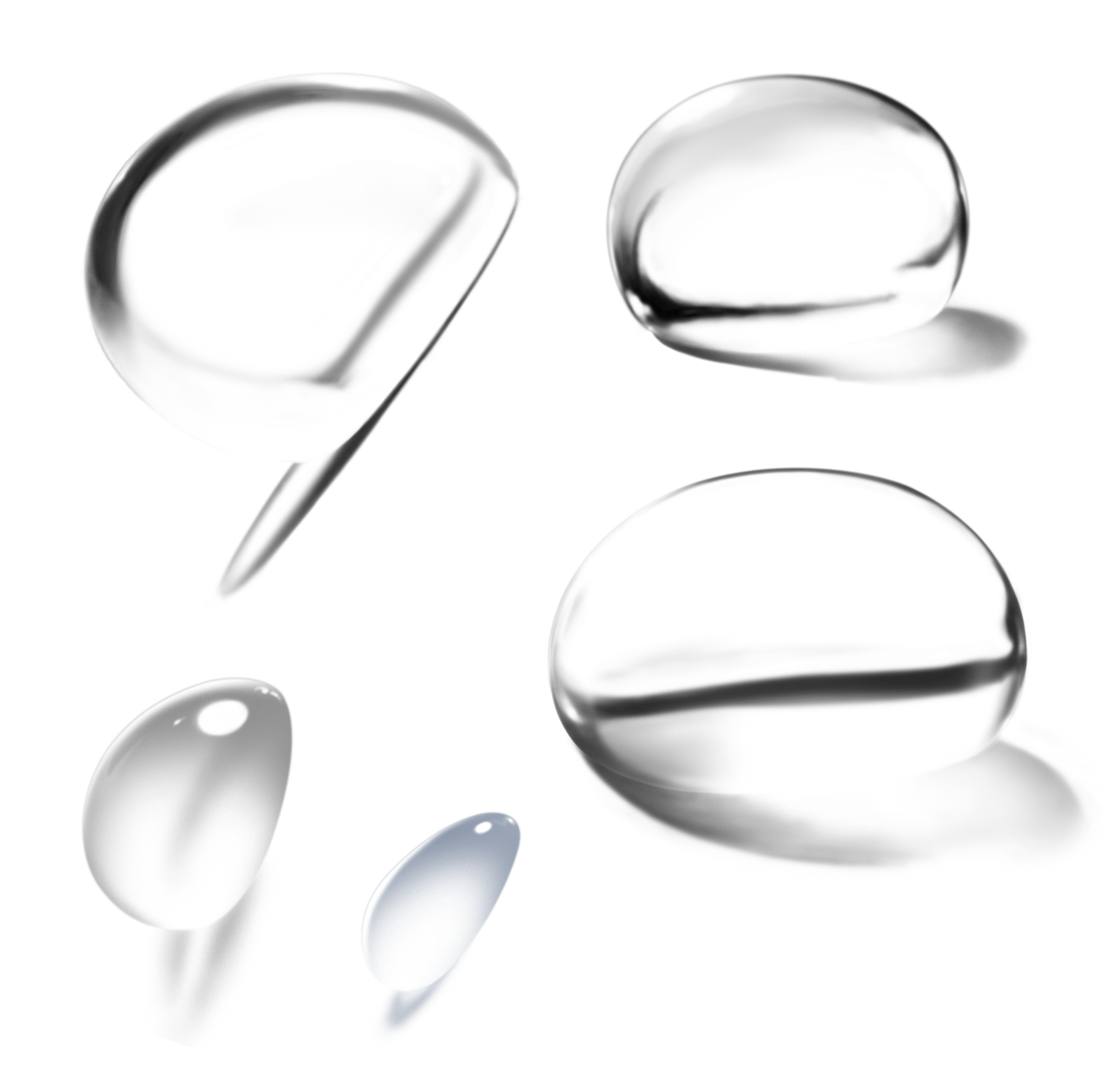 Water Bubbles  PNG Image