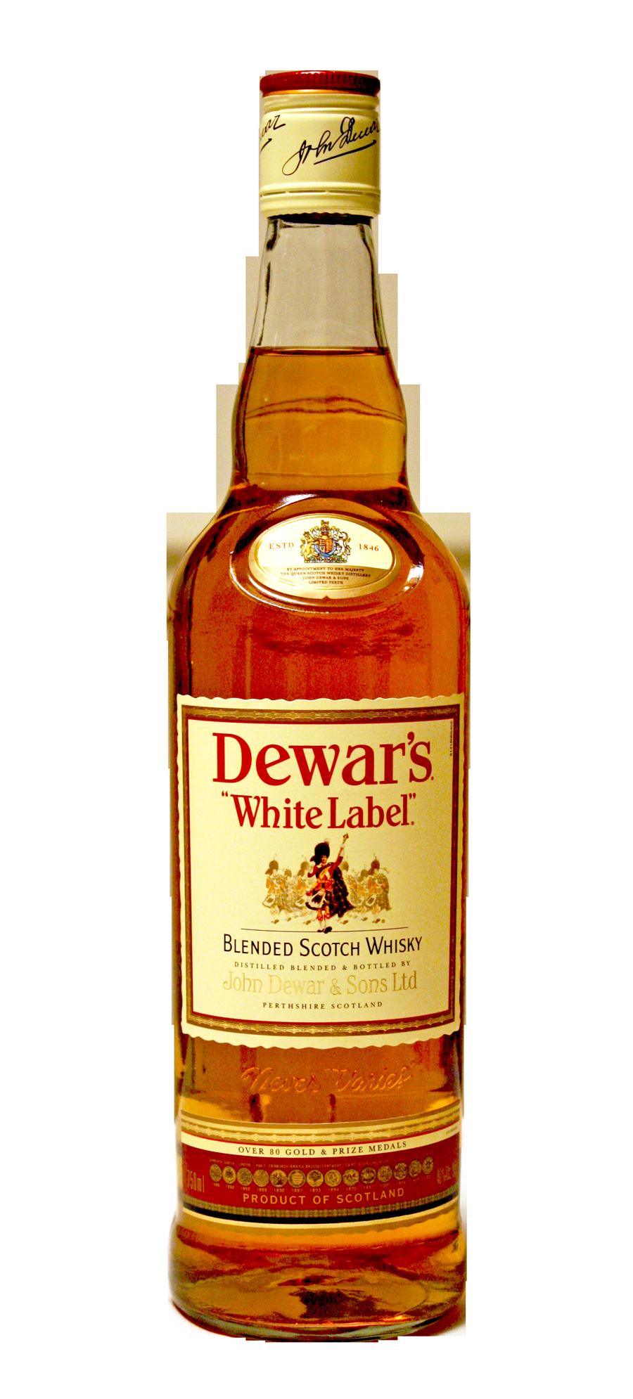 Whiskey Bottle