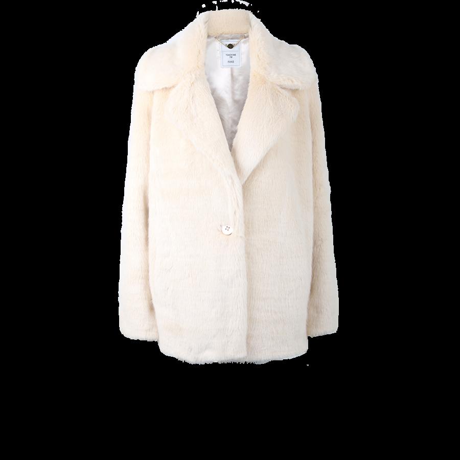White Fur Clothing