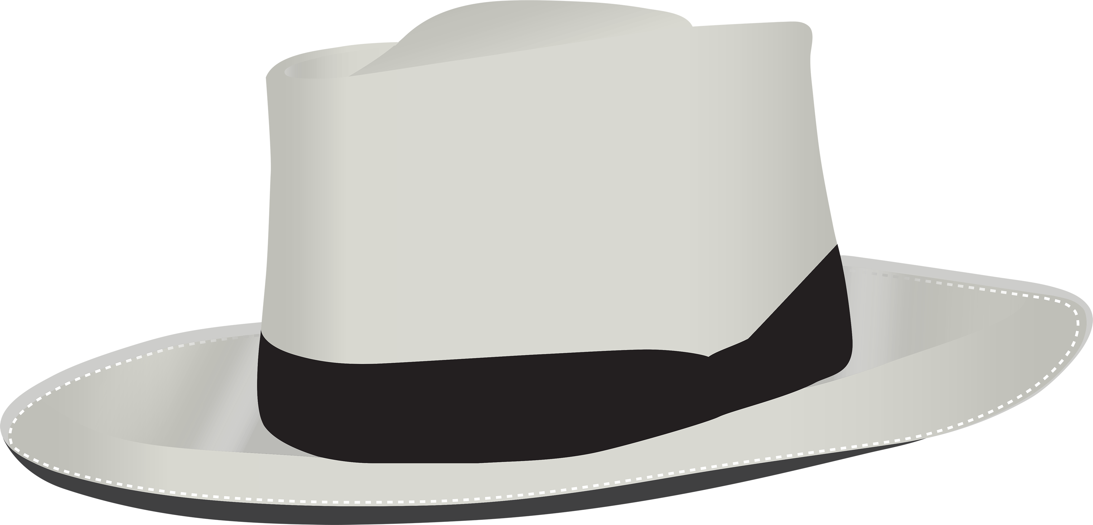 White Hat PNG Image