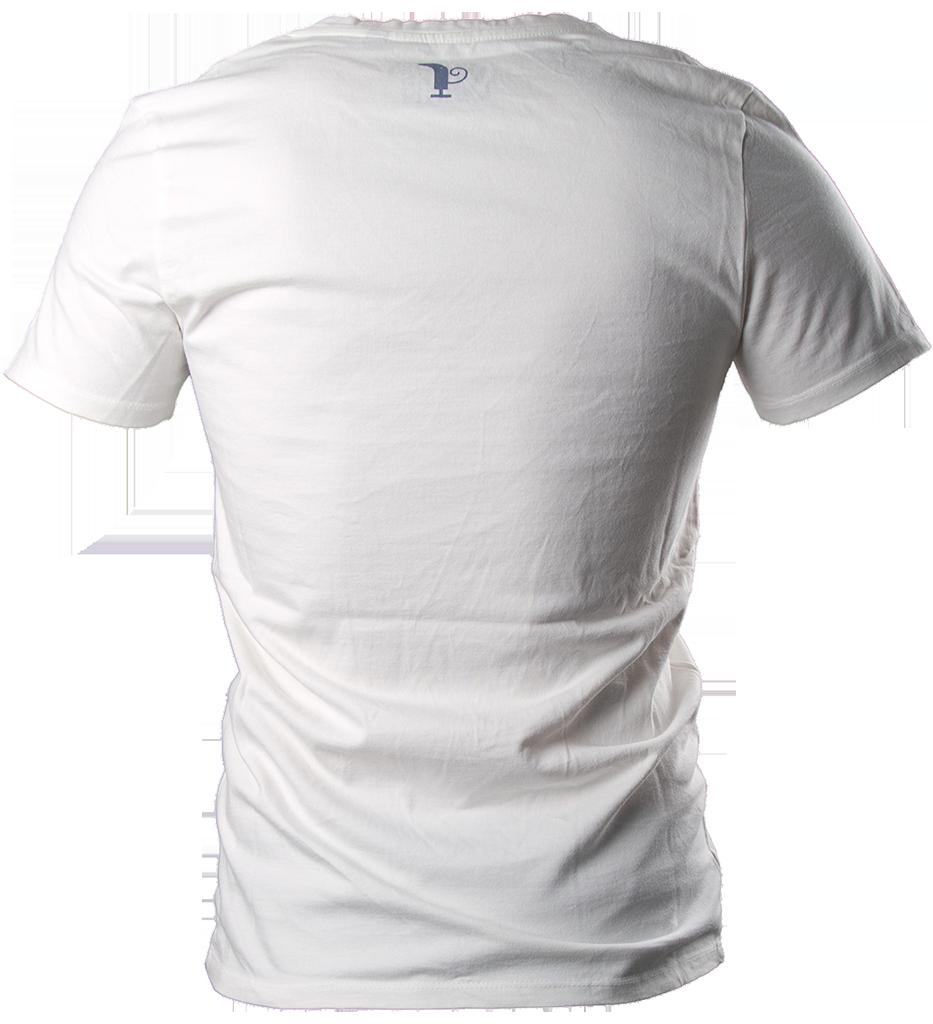 White Pitico  Polo Shirt