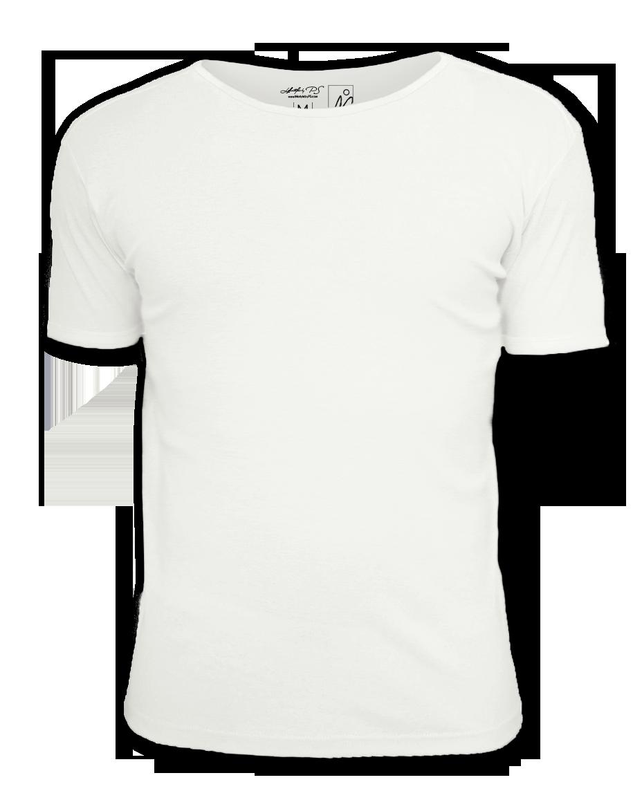 White Polo Shirt PNG Image