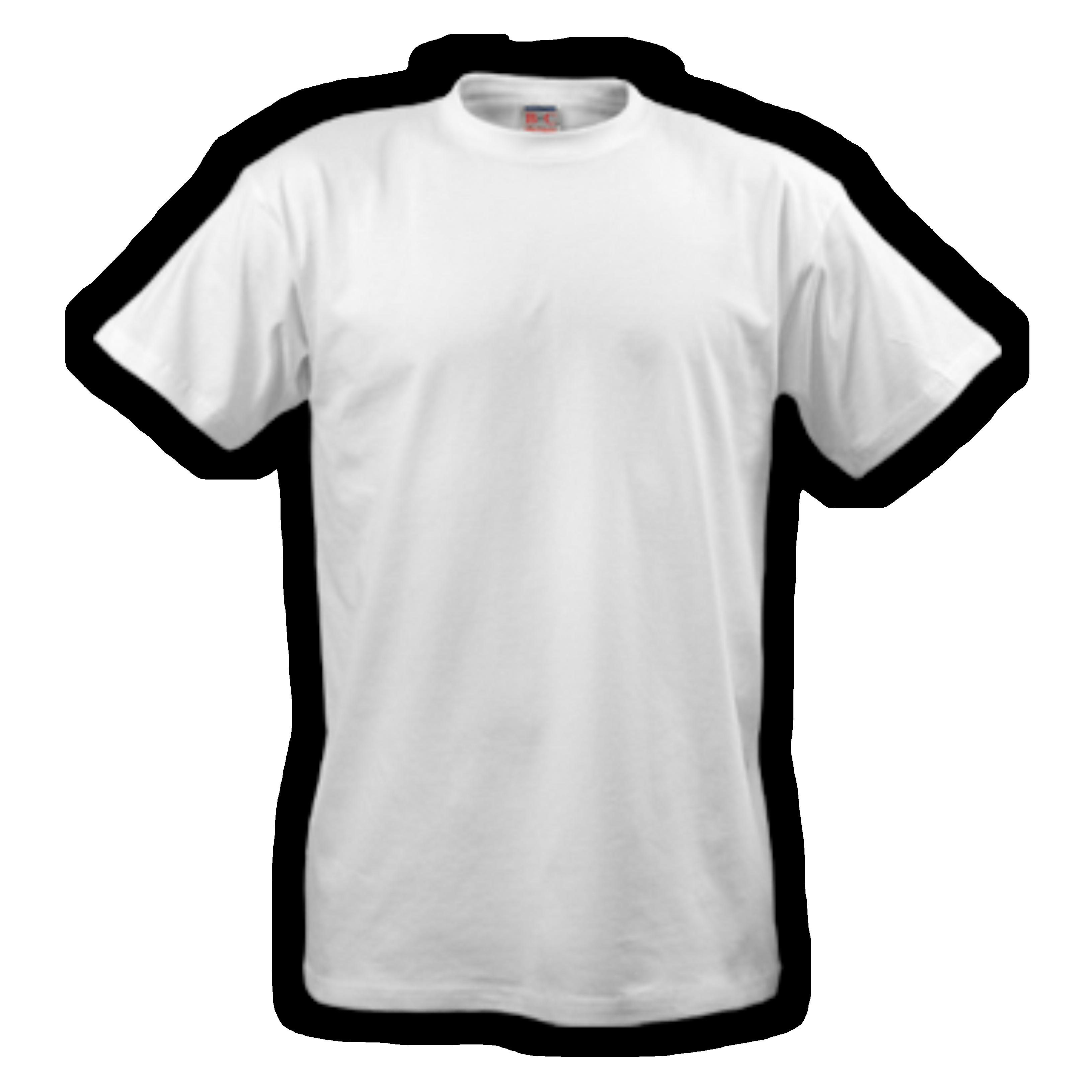 White T-Shirt PNG Image