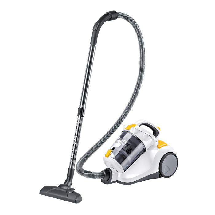 White Vacuum Cleaner