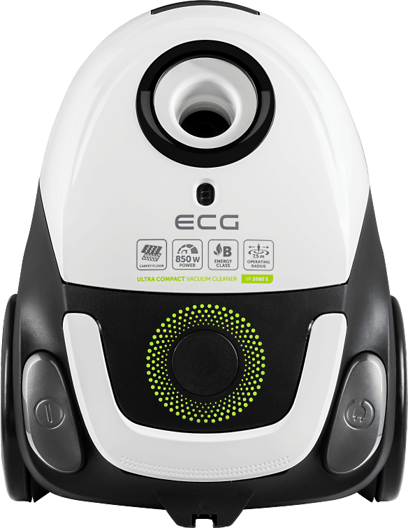 White Vacuum Cleaner PNG Image