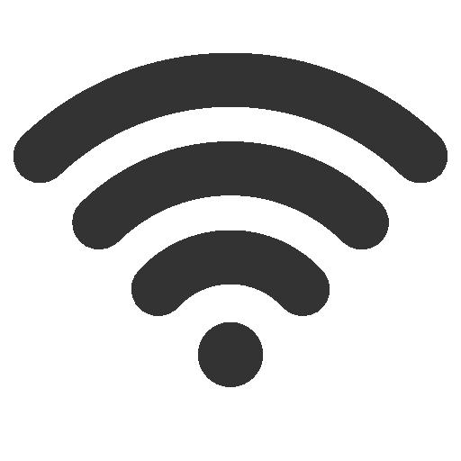 Wifi Icon Black