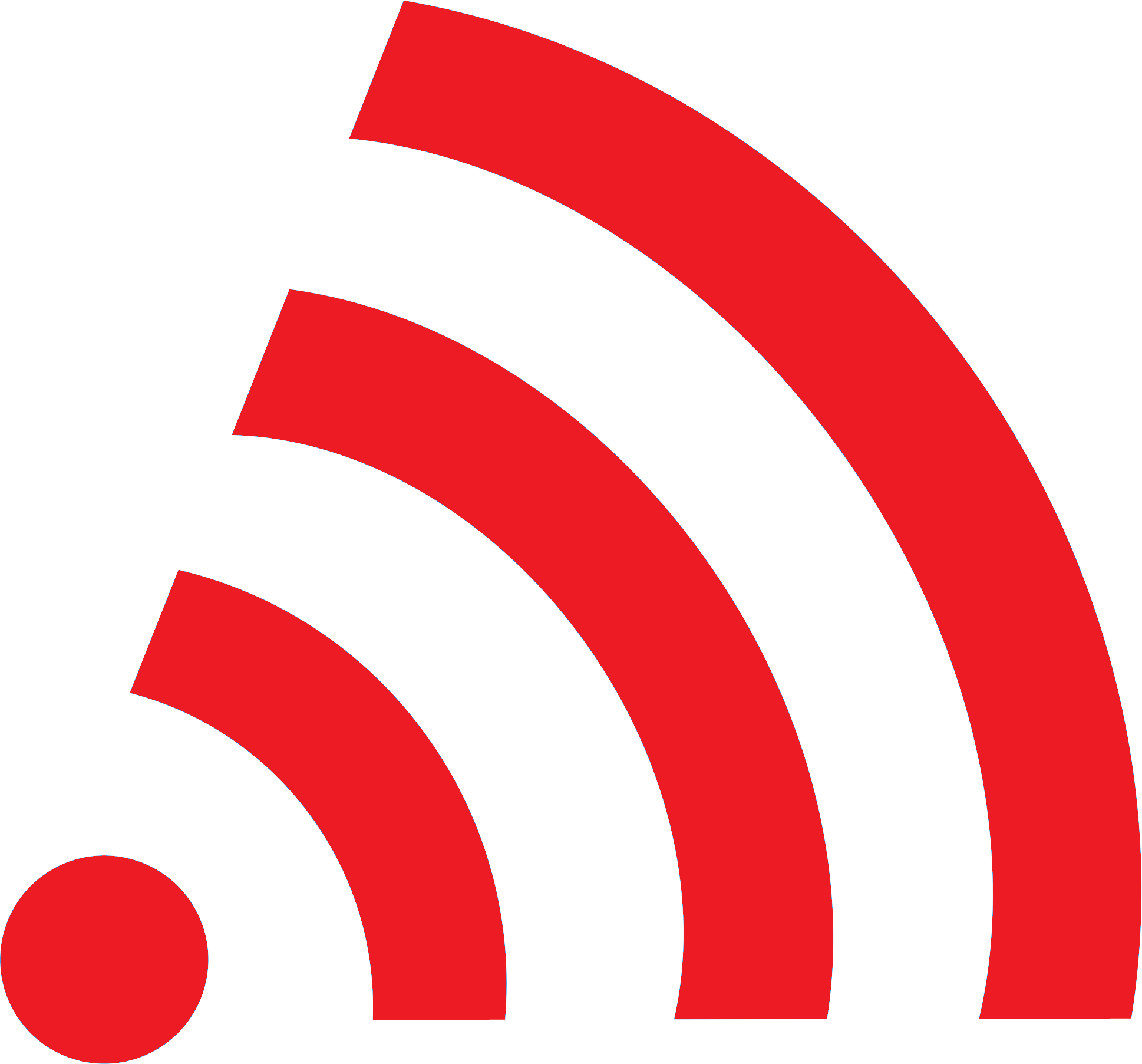 Wifi Icon Red