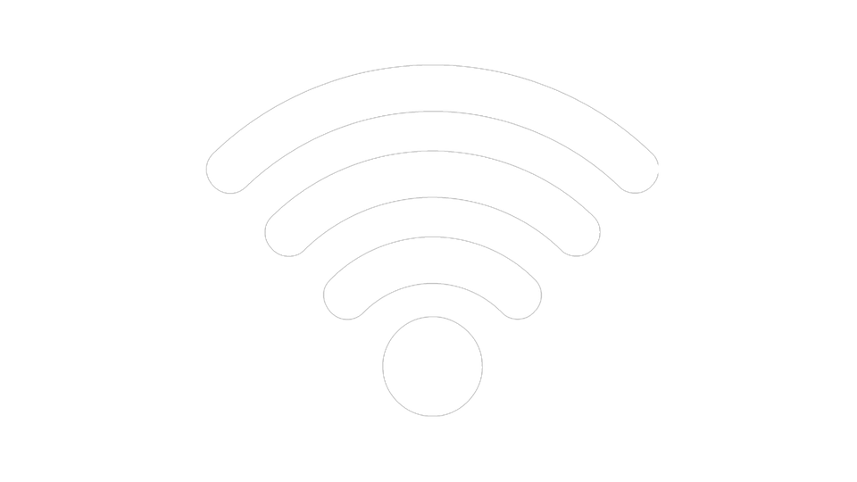 Wifi Icon White